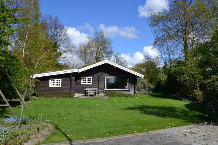 Lodge on the Lake - Arnemuiden - Hytte