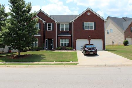 Mi-Casa (7) - Large 4 BR 4 BA Home, McDonough, Ga - McDonough - Hus