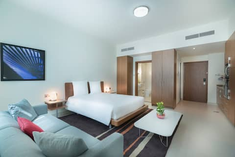 Homely & spacious Studio apartment