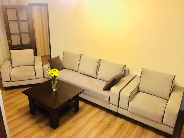 Comfortable apt  in downtown Sayat-Nova Avenue