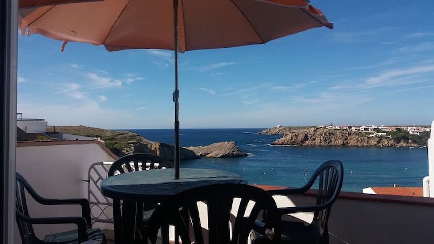 Beautiful sea views - Arenal d'en Castell - Flat