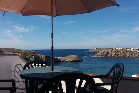 Beautiful sea views - Arenal d'en Castell - Apartament