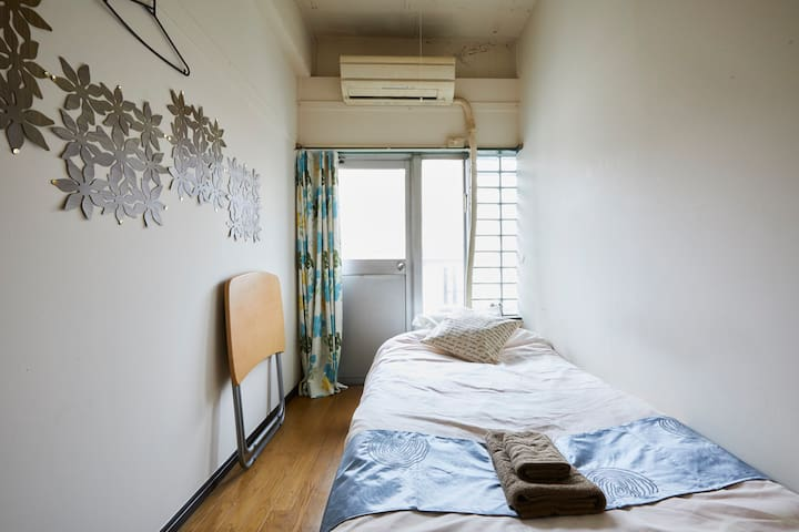 PrivateRoom in ShareHouse 7min to Asakusa (ASH306) - Sumida-ku - Hus
