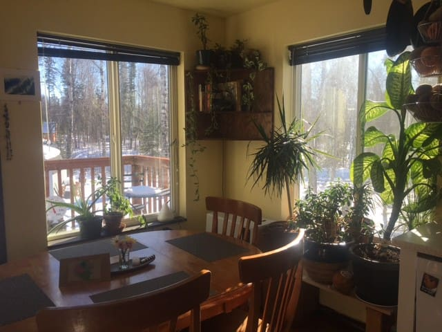 Lovelee Family Friendly home - Talkeetna - Casa