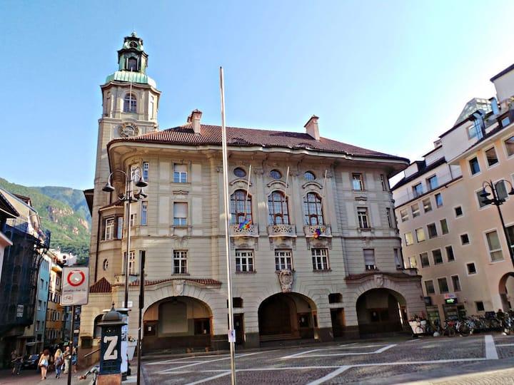 Appartamento in centro storico a Bolzano