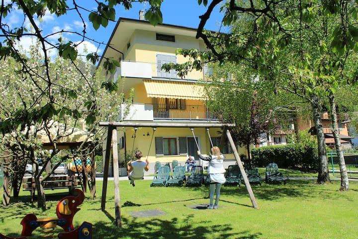 Appartamento Ciclamino, Ledro (lago di Garda)