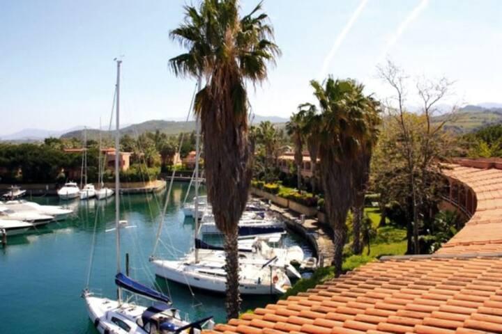 Portorosa Suite monolocale sul canale