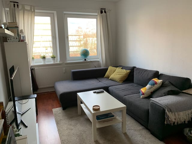 Cozy Appartment near City Park (close to Airport)