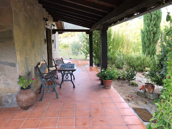 Casa rural donde disfrutar de la naturaleza