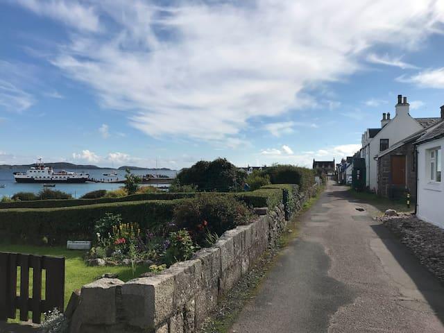 Tigh na Beargh, The Village, Isle Of Iona