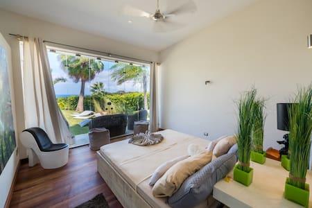villa Escape with a tropical garden - Sosúa