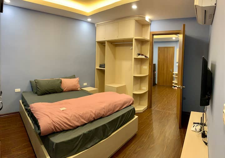 Mito house * Cozy fully funished 1br*