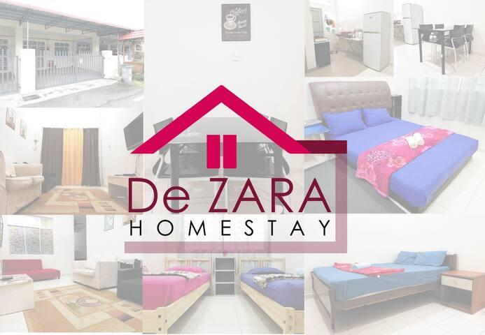 De ZARA Homestay