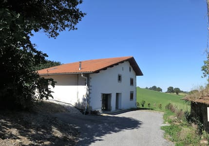 Four bedroom Basque farmhouse