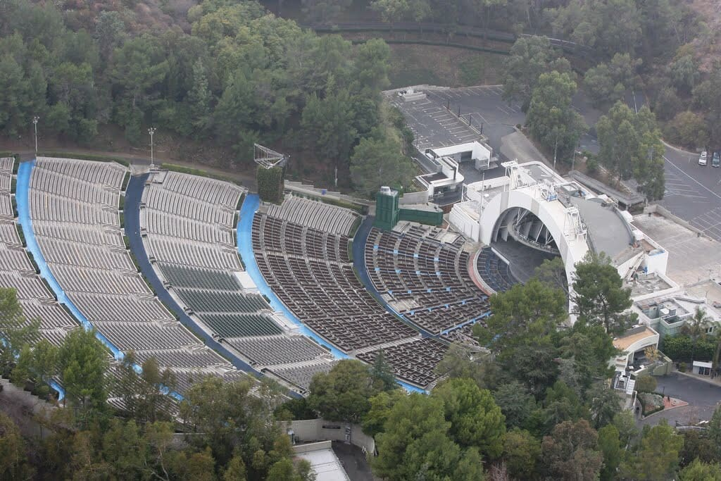 Walking distance to Hollywood bowl - an amazing music venue