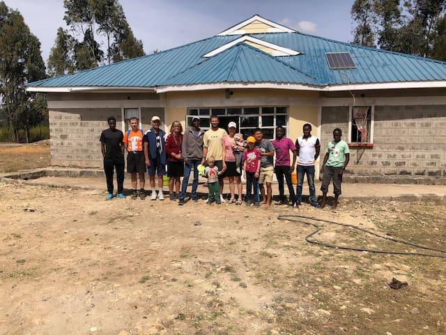 Barefoot Running Camp Nyahururu