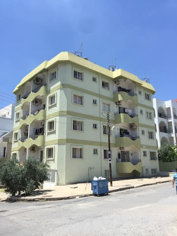 Golin Apartment in the heart of Famagusta