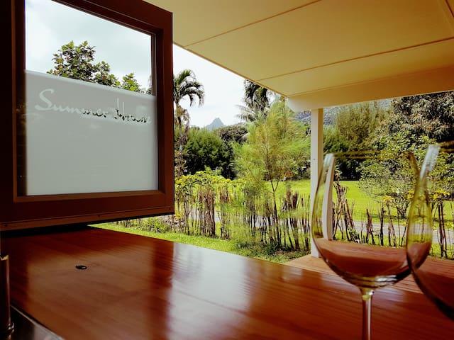 Summer house Rarotonga