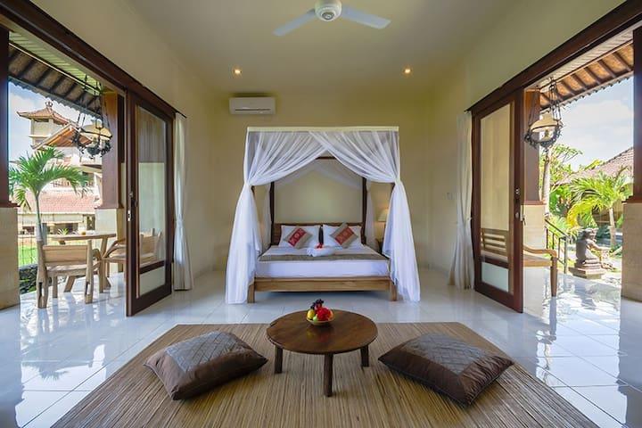 Loka Pala*Superior Villa Cempaka - Ubud - Appartement en résidence