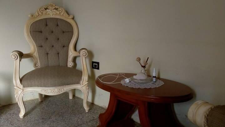 Casa con ambiente agradable y mucho confort, vibes
