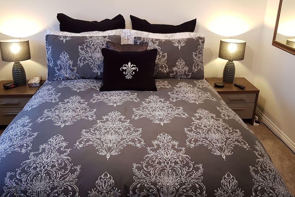 Master Bedroom - King Size