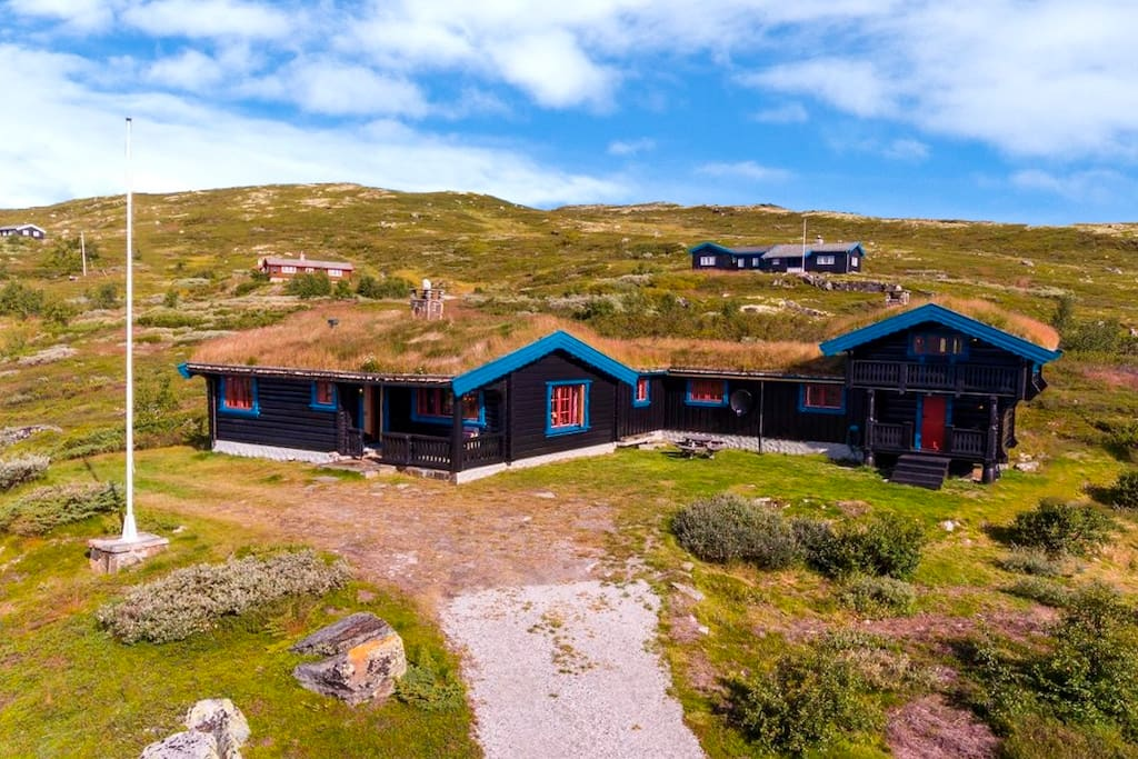 Beautiful location in the mountains 1,110 meters above sea level