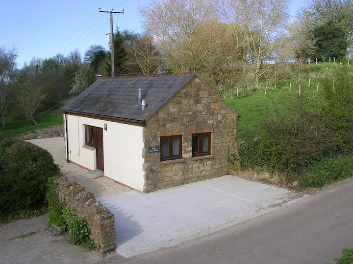 Rural and bijou barn conversion