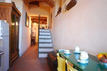 Confortevole appartamento nel borgo - Vagliagli