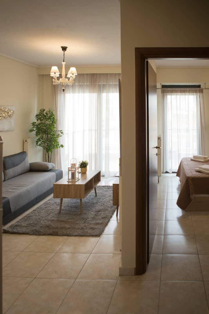Kosmos Service Apartment Open View 1