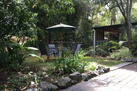 Green Oasis Near the Sea - Matakana - Casa