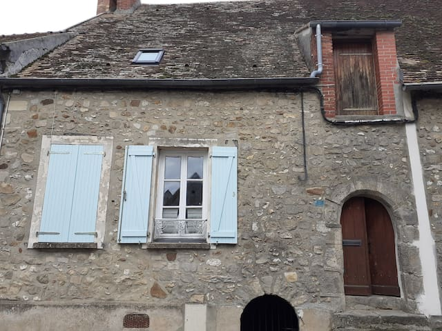 Typical French rural life