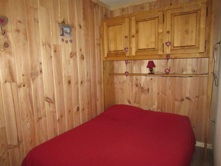 chambre (1 lit double)