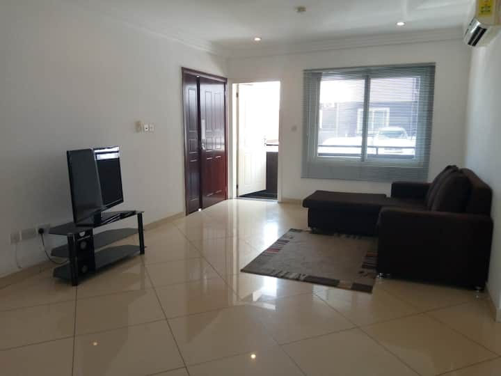 Spacious 2 bedroom Apartment with swimming pool