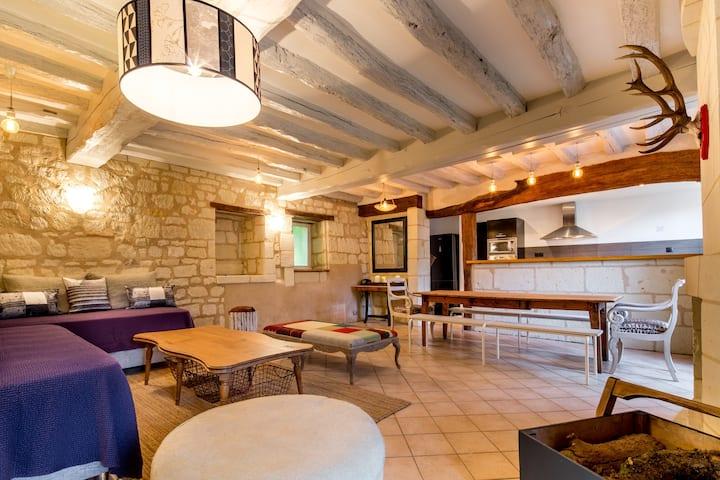 Suite du Château Maison Trochet
