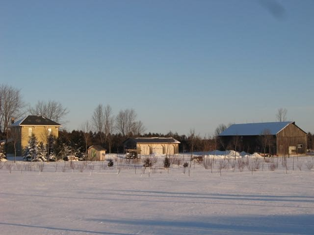 Big farmhouse all yours in southwest Ontario