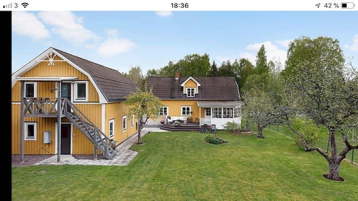 Loftet Hammarö Värmland