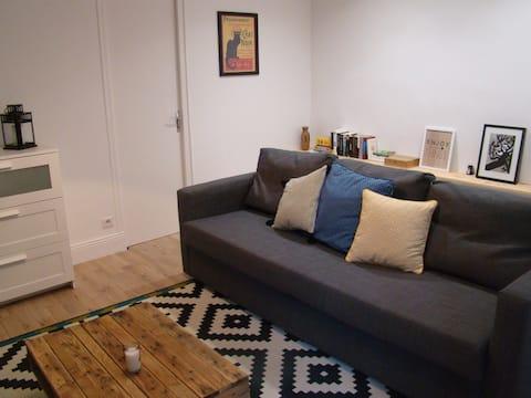 grazioso appartamento a Beure