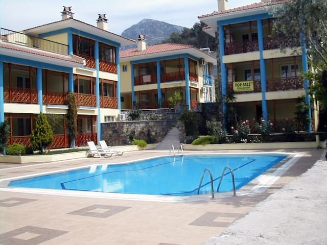 Cozy 2+1 Home for Rent at Hisaronu - Fethiye