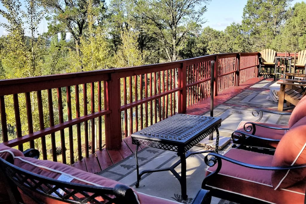 Raindance cabin cottages for rent in ruidoso new mexico for Cabin rentals near ski apache