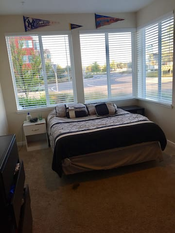 Large private furnished bed/bath for the summer - Davis - Pis