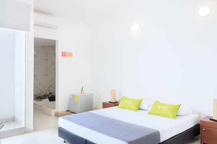 Ayenda1509 Fike, Double Room