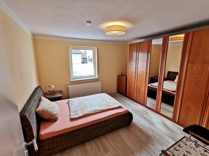 Ideal gelegene Wohnung in Wißmar, Wettenberg