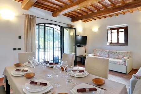 Holiday house with pool_Syrah - San Casciano in Val di pesa
