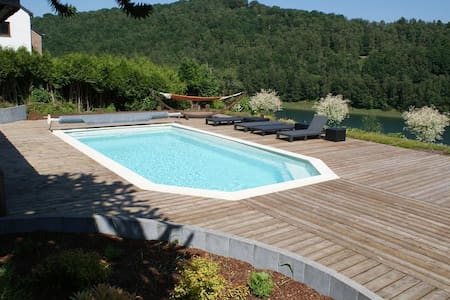 "Villa ""Grand Coo"" **** pool and jacuzzi 7p + 1baby - Stavelot - Ev"