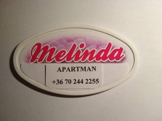 Szállás -  Melinda apartman Kaposvár