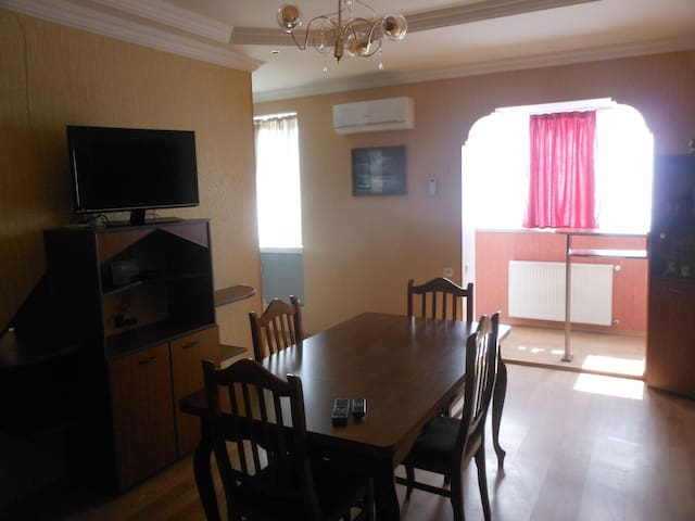 Peaceful Long&Short Term area Apt.for Rent in Gori