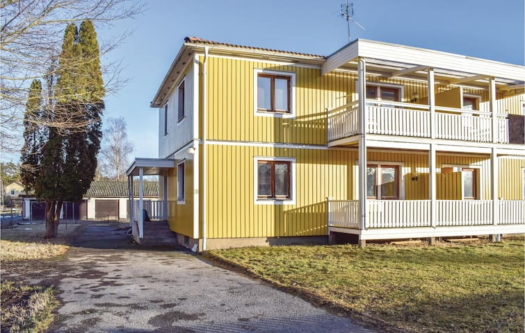 Holiday apartment with 1 bedroom on 45m² in Rosenfors