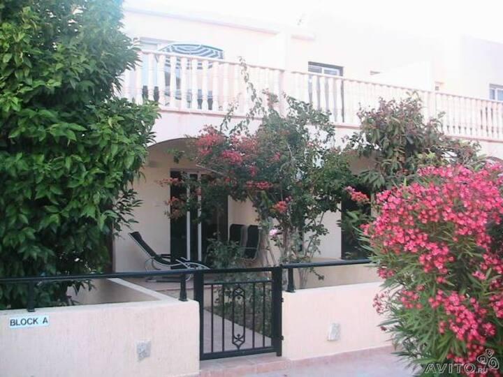 Дом рядом с морем на Кипре в г. Пафос