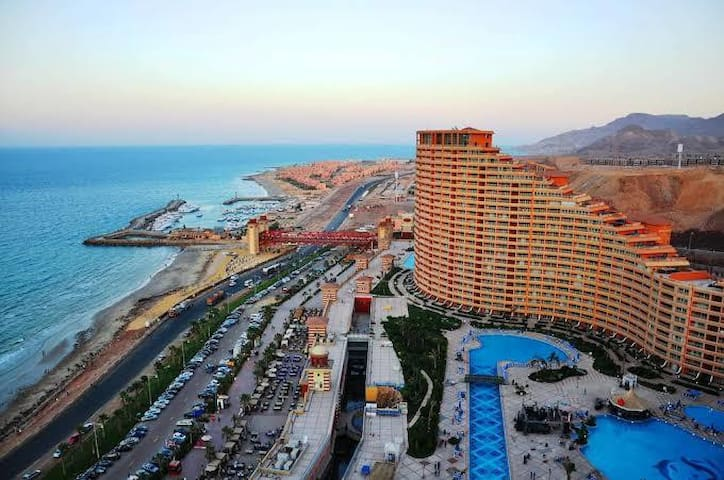Two bed rooms Porto Sokhna