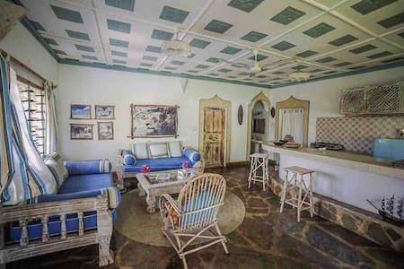 WATAMU  NYUMBA NAROS Villa,  SAVANNAH Apartment